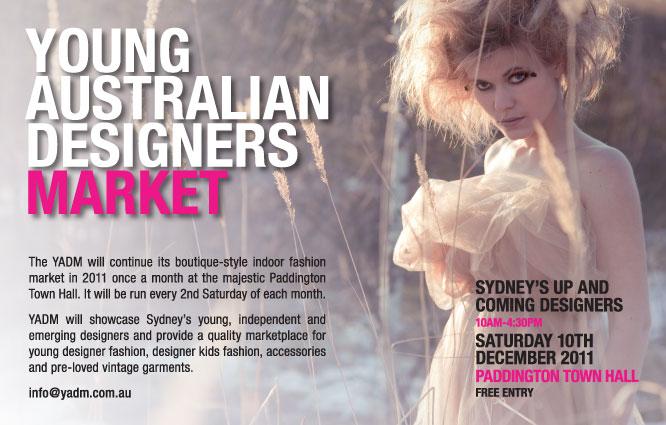 Young Australian Designers Market width=